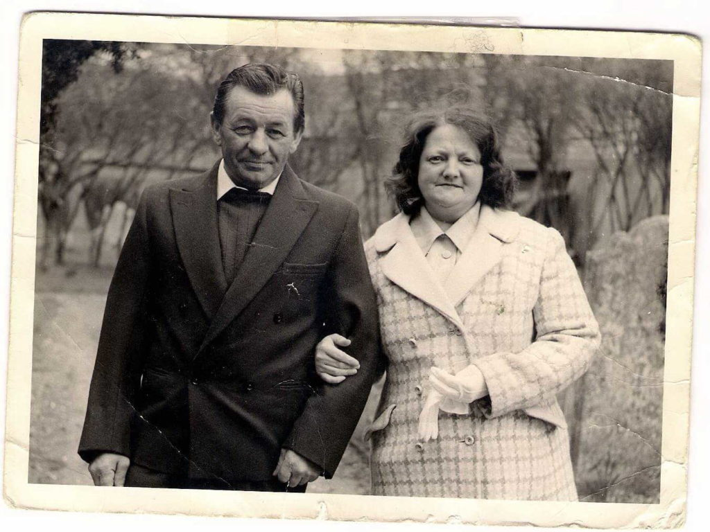 Jan Kuta and Rosie May Janes Jan and Rose are my grandparents, this photo was taken at the wedding of my aunt Stephanie. Photo taken in Maldon, Essex, England