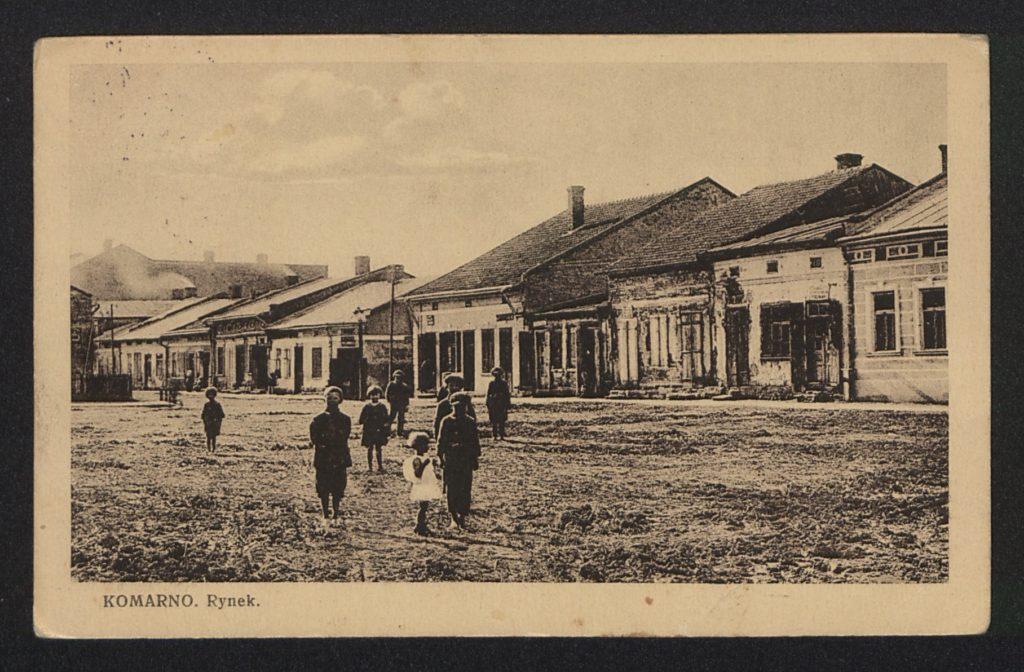 Komarno 1926 - 1936