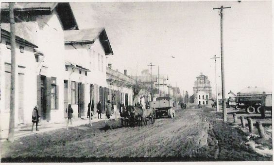 Komarno i okolice :: Komarno - plany miasta i jego wygląd