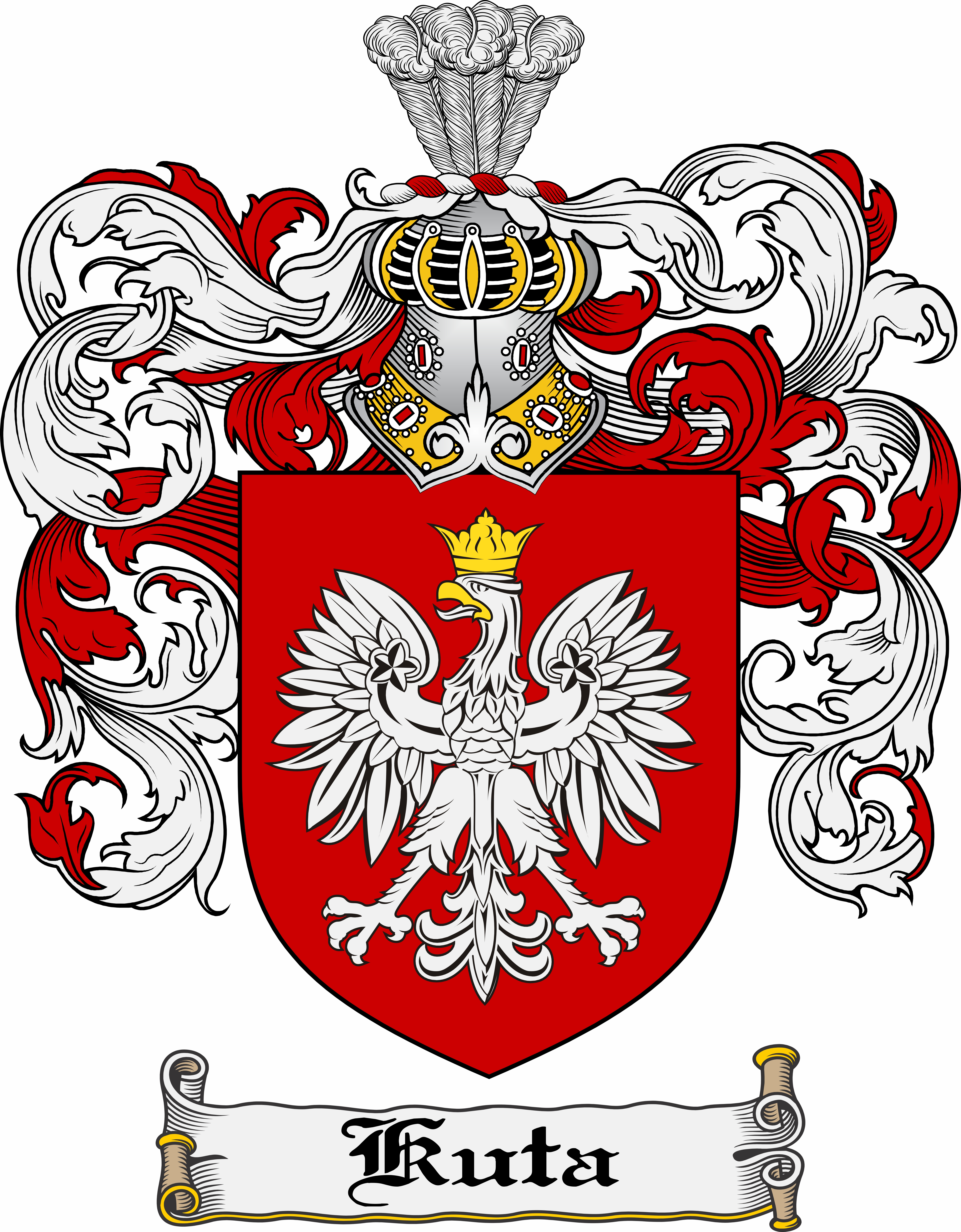 Kuta, Poland Coat of Arms